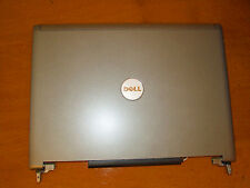 Dell Latitude D820 Top Cover Screen Lid  with hinges, catch & antennas GM977