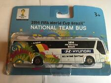 2014 FIFA World Cup Brazil  BELGIUM National Team Bus Souvenir Official License