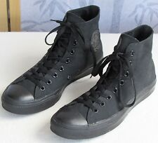 9 | Converse Chuck Taylor All Star Black High Tops MensBasketball Sneaker Shoe