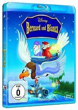 Disney - Bernard und Bianca - Die Mäusepolizei auf Blu Ray NEU+OVP