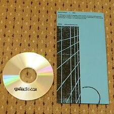 DARYL GROETSCH PULSE EMITTER CD 2002 SYNTHNOISE RECORDINGS #01 RARE HARD TO FIND