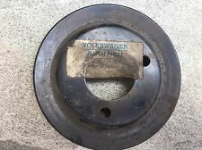 Auto-Union Audi 100 LS 100 Coupe 1970-76, Pulley 1 N.O.S