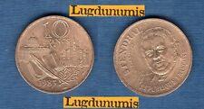 10 Francs Stendhal Ecrivain 1983 SUP Tranche B (Vous aurez une pièce SUP)