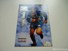 Carte Football Cards Premium 1995 Panini League Champions N°095 / Near mint