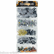 100 Assorted Halloween Horror Party Creepy Crawlies Loot Gifts Toys Favours