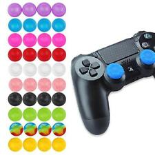 4x Silicone Gel Thumb Stick Cap Cover For PS4 3 XBOX One 360 Controller Bag B