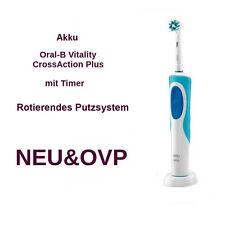 BRAUN, Oral-B, Zahnbürste Cross Action, NEU & OVP