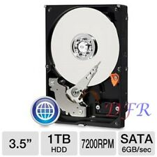 "HARD DISK INTERNO 1TB 3,5"" WESTERN DIGITAL CAVIAR BLUE 1000GB WD10EZEX PER PC"