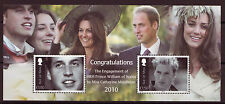 ISLE OF MAN 2010 ROYAL ENGAGEMENT  UNMOUNTED MINT, MNH