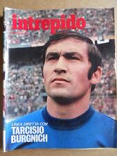 Intrepido n°45 1973 Tarcisio Burgnich Franco Causio Lone Wolf  [G389]