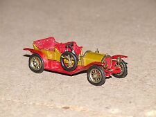 Matchbox  Y-9 1912 SIMPLEX 'GOLD' COMES WITH ROOF (NOT IN PIC)