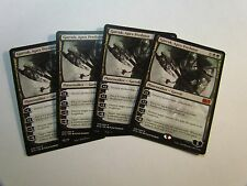 M15 MAGIC the Gathering Garruk, Apex Predator x4 MTG