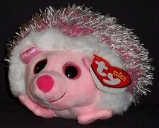 TY MRS PRICKLY the HEDGEHOG BEANIE BABY - MINT with MINT TAG