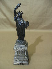 """Statue of Liberty, American Committee Model 12"""" tall Repaired Arm Fantastic Item"""