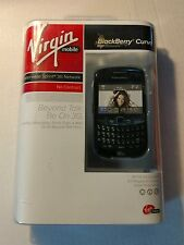 BlackBerry 8530 Prepaid Phone 2.0MP Camera, QWERTY keyboard. Virgin Mobile *New*