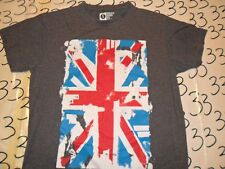 Small- British Flag T- Shirt