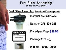 Fuel Filter (275500088) Sea Doo