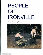 People of  Ironville, by Arthur Lupton, Comic Fiction 50 pages Illustrated