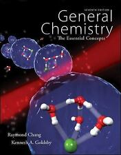 General Chemistry: The Essential Concepts by Chang, Raymond, Goldsby, Kenneth