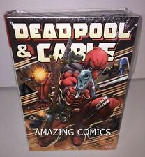 Marvel Deadpool & Cable Omnibus #1-50 Hardcover HC - BRAND NEW SEALED