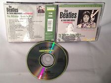 CD PAUL MCCARTNEY - Beyond The Myth BEATLES AUDIOBOOK 1995 MINT