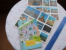 1970:ARGENTINA (American Geographical Society) COLOUR ILLUSTRATED. VG.COND.