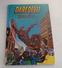 Best of Marvel  DAREDEVIL ENQUÊTE     sep12