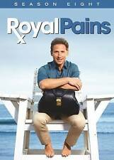 Royal Pains: Season 8 DVD Brand New Complete Season Eight 8 8th free shipping