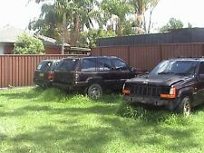Jeep Grand Cherokee Limited Wrecking  96/97/98 also Laredo parts bid for bolt