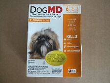 Dog MD Fipronil Flea & Tick Topical for Dogs 4-22 lbs - 6 Month Supply