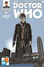 DR WHO 1 8TH EIGHTH DOCTOR RARE LONG ISLAND COMIC CON VARIANT NM L I LI NM