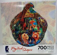 700PC DRAGONS EGG FANTASY SHAPE JIG SAW PUZZLE STEVE ROBERTS 700 PIECE USA MADE
