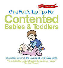 Gina Ford's Top Tips for Contented Babies and Toddlers by Gina Ford (Paperback,…