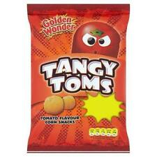 Golden Wonder Tangy Toms Tomato Flavour 28g (full case of 36) Price Marked