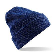 Beanie Hat Skater Snowboarding Retro Vintage Hat Winter Mens Womens 5 Colourways