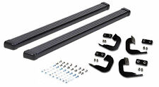 Fit 1997-03 Ford F-150 Super Cab Extended Cab Running Boards Side Step Bar Black