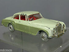 "VINTAGE CORGI TOYS MODELLO no.224 Bentley ""CONTINENTAL"" Sports Saloon"
