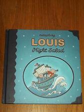 LOUIS NIGHT GRAPHIC NOVEL SALAD METAPHROG HARDBACK   9780954598419