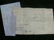 Benares Opium Agency (East India Company) 1862-65 Official Documents