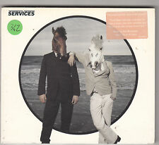 SERVICES - your desire is my business CD