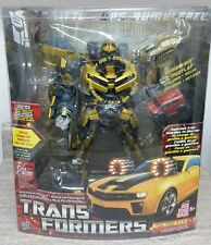 RARE Costco Excl. TRANSFORMERS Bumblebee Battle Ops Metallic Edition-MASTERPIECE