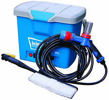 Carawash 12v 20L Portable Car & Caravan Washing Cleaner Machine Jet Wash Kit NEW