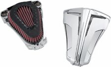 CIRO CHROME CIPHER AIR CLEANER HARLEY SOFTAIL BREAKOUT FXSB DELUXE FLSTN 2016