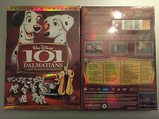 101 Dalmatians (DVD, 2008, 2-Disc Set, Platinum Edition)