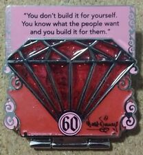 Walt Disney 60th Anniversary Red Diamond LE 3000 AP ARTIST PROOF Pin! SOLD OUT!!