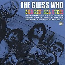 THE GUESS WHO - Shakin All Over! CD ** BRAND NEW : STILL SEALED **