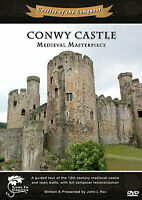 Conwy Castle - Medieval Masterpiece DVD - History Documentary Conway Middle Ages