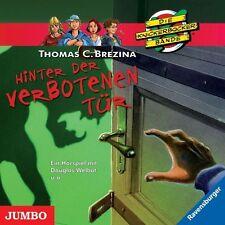 THOMAS BREZINA - DIE KNICKERBOCKERBANDE. HINTER DER VERBOTENEN TüR