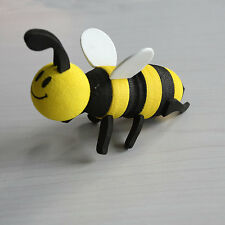 Hot Car Antenna Toppers Smiley Honey Bumble Bee Aerial Ball Antenna Topper UKHF