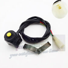 ELECTRIC Apri START SWITCH PULSANTE PER cinesi Mini Atv Pit Dirt Bike Motocross